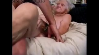 Minha avó faz um vídeo pornô